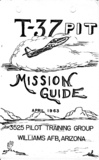 T-37 PIT Mission Guide April 1963 cover.jpg